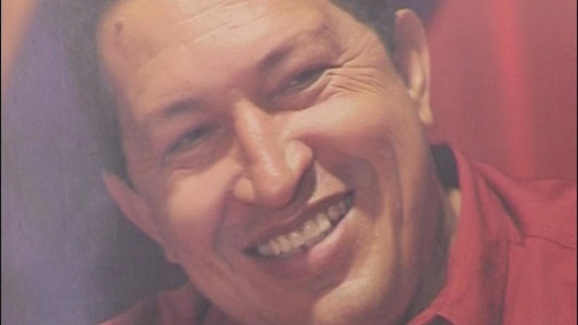 Cuba: Cubans mourn Chavez at Havana memorial