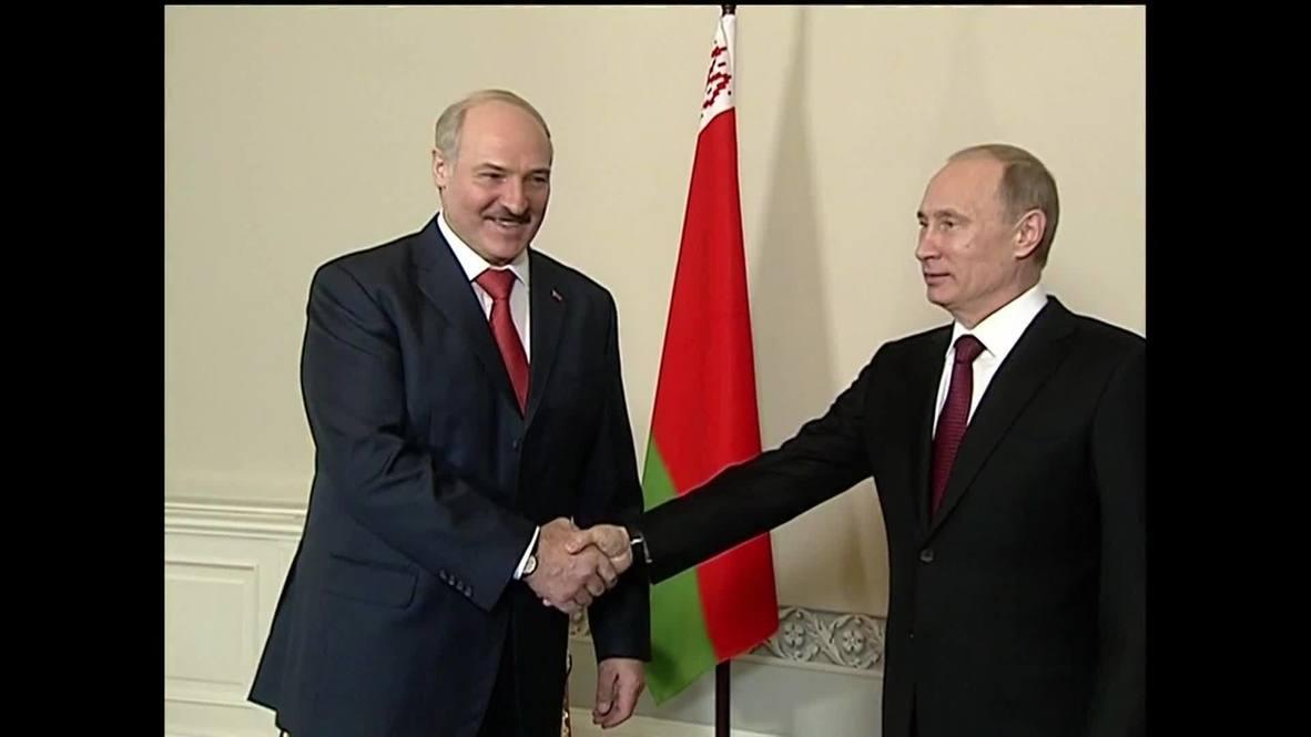 Russia: Lukashenko and Putin renew their alliance