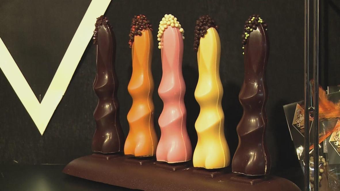 Switzerland: Easter designs delight at Swiss Chocolate fair