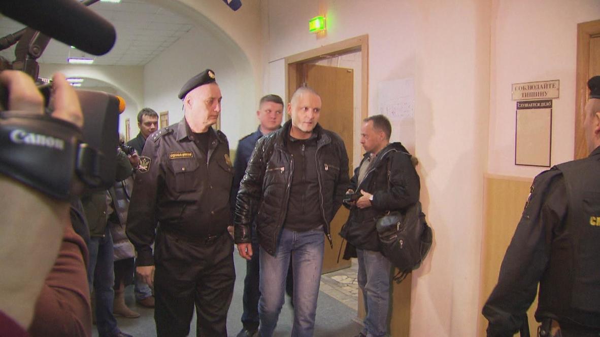 Russia: Opposition leader Udaltsov house arrest extended