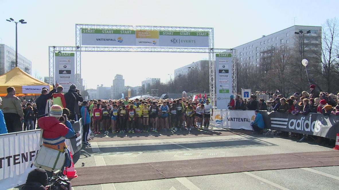 Germany: World class running jets off at half-marathon