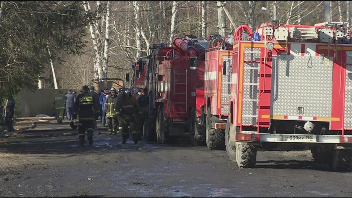 Russia: Dozens killed in fire at psychiatric hospital