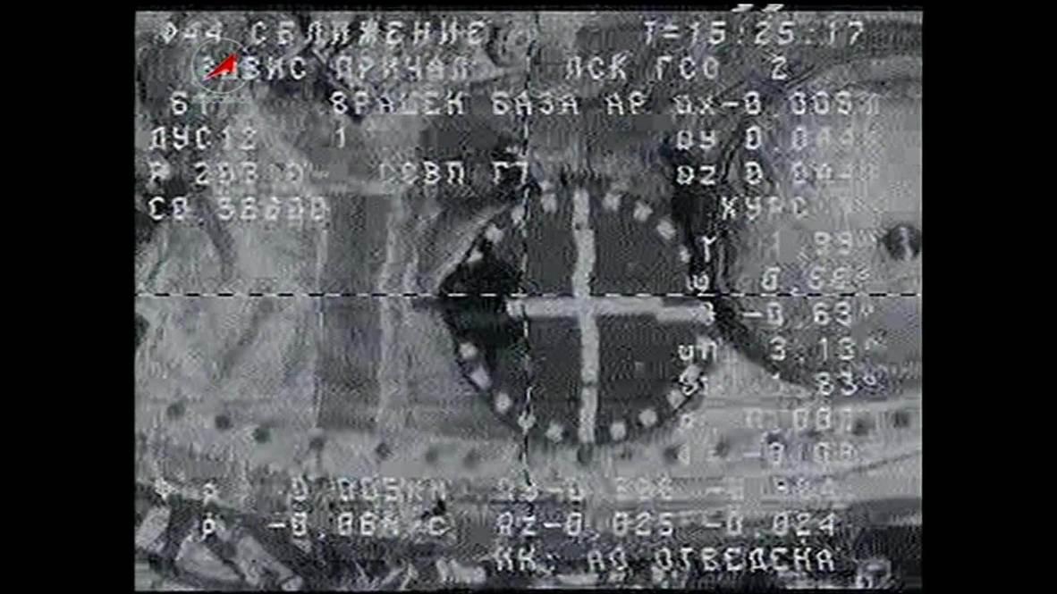 Russia: Zero gravity is zero problem as Progress docks with ISS