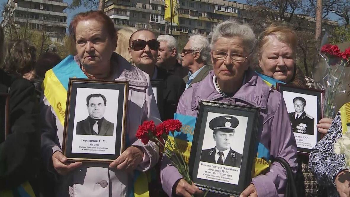 Ukraine: Shadow of Chernobyl looms large over Kiev