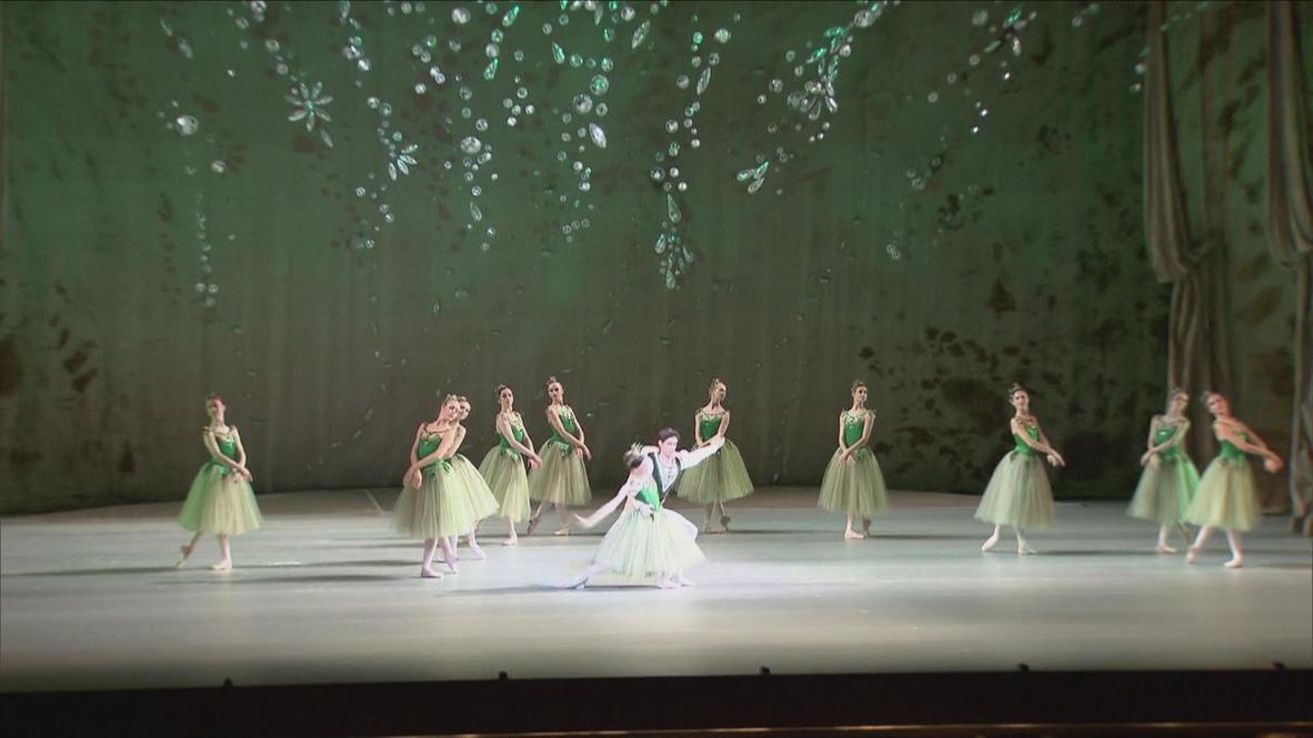 Russia: Debut for Mariinsky II