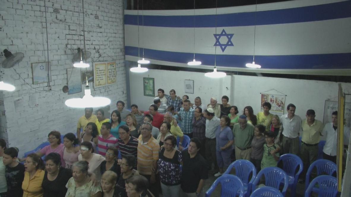 Peru: Amazonian Jews plan Holy Land exodus
