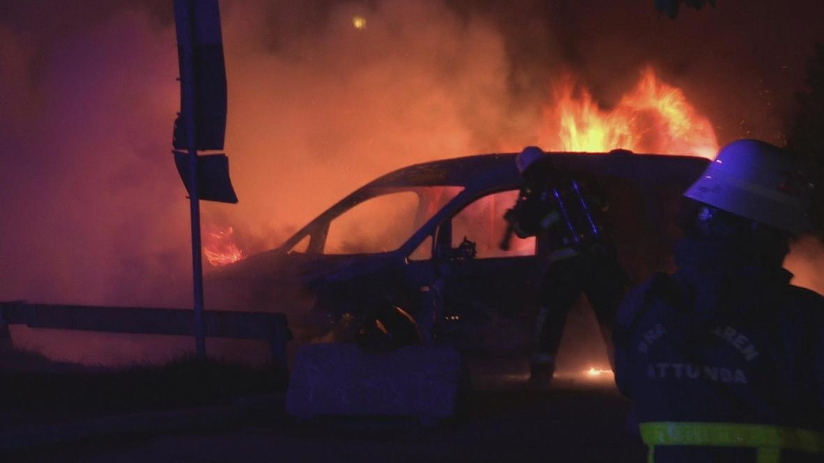 Sweden: Stockholm riots burn on for third night