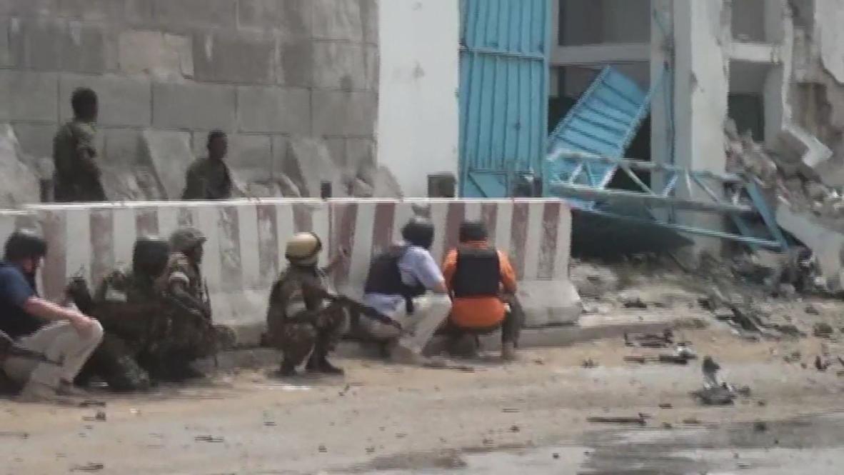 Somalia: UN bomb blast kills more than a dozen