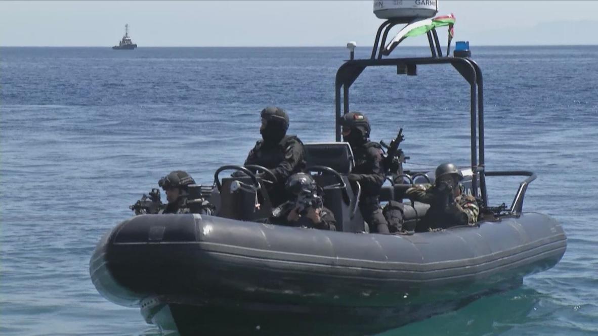 Jordan: Operation 'Eager Lion', military exercises next to Syria