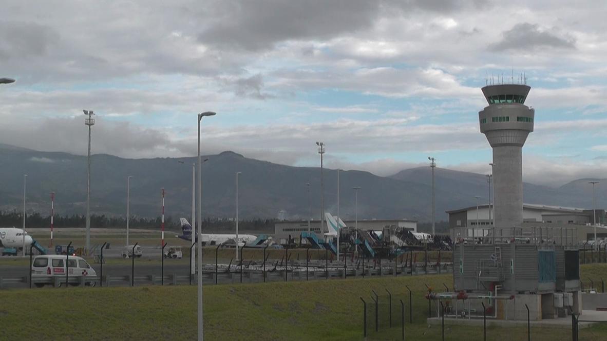 Ecuador: Is NSA leaker Snowden headed to Quito?
