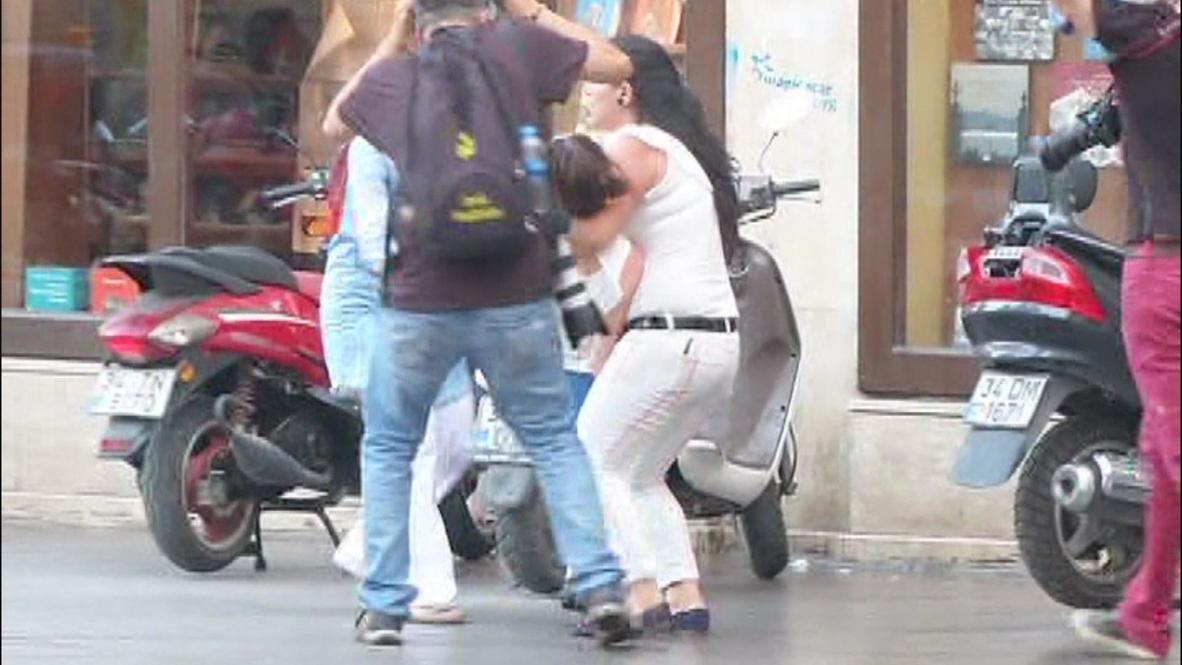 Turkey: June's hangover as Istanbul sees running battles