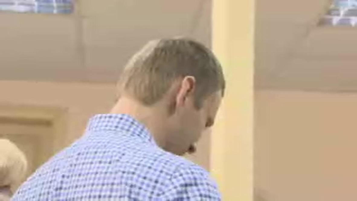 Russia: Alexei Navalny convicted of embezzlement