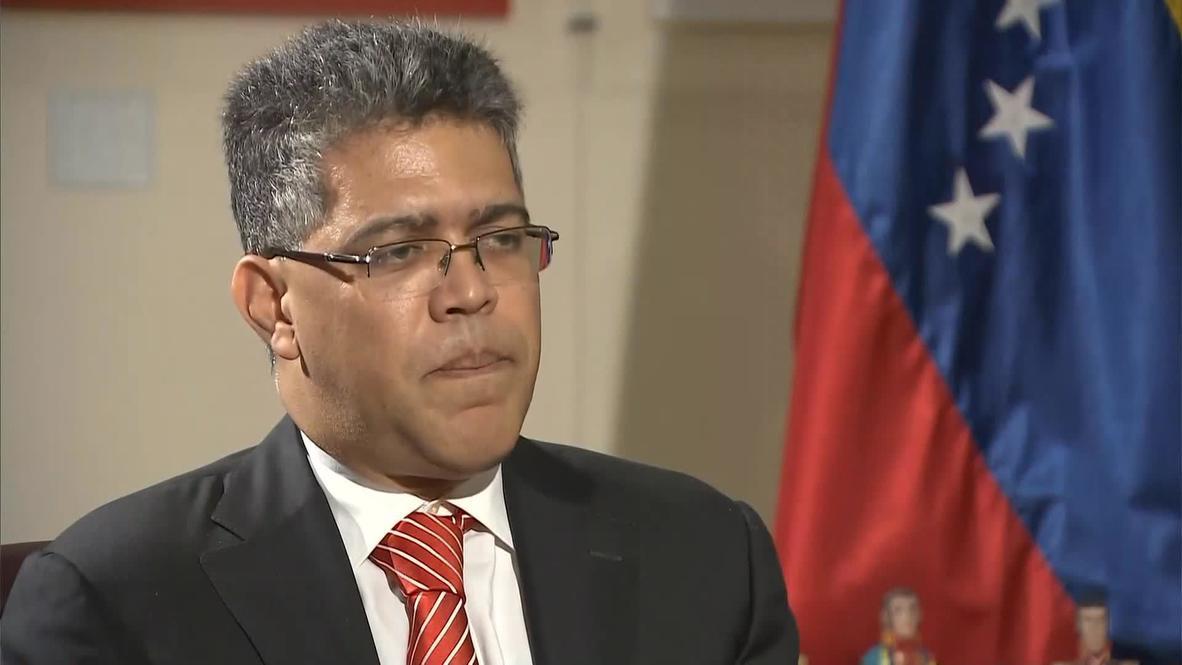 USA: Snowden revealed what we already suspected - Venezuelan foreign minister