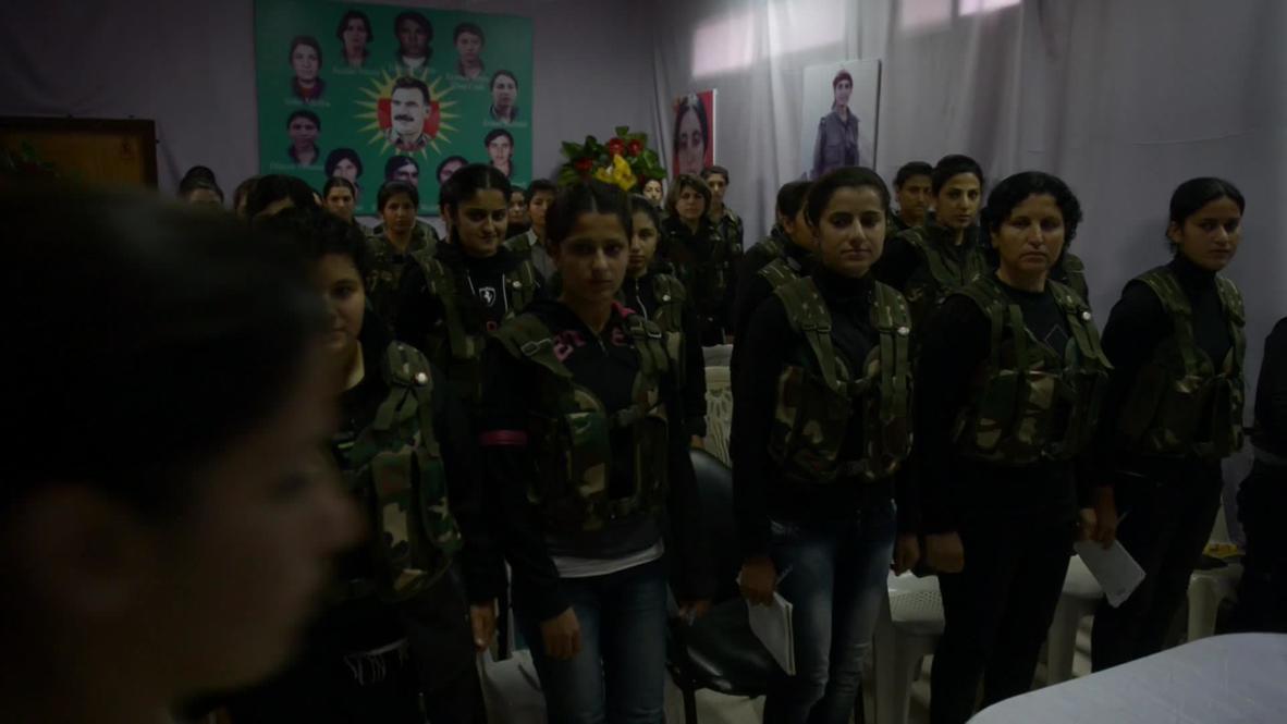 Syria: Life of a Kurdish woman warrior amid the Syrian civil war