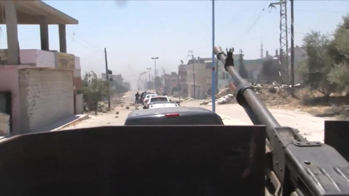 Syria: Harra falls as Syrian army continues advance