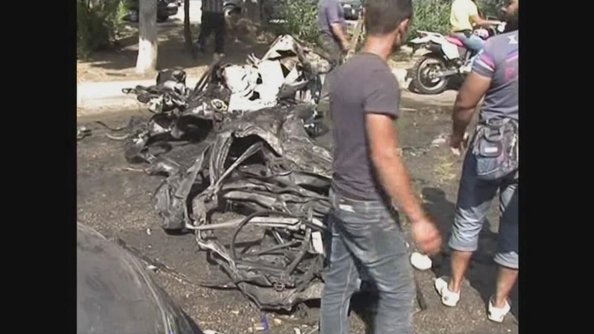 Lebanon: Tripoli rocked by deadly Friday prayer explosions