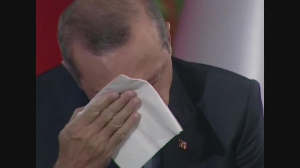 Turkey: Erdogan weeps on hearing poem to dead girl
