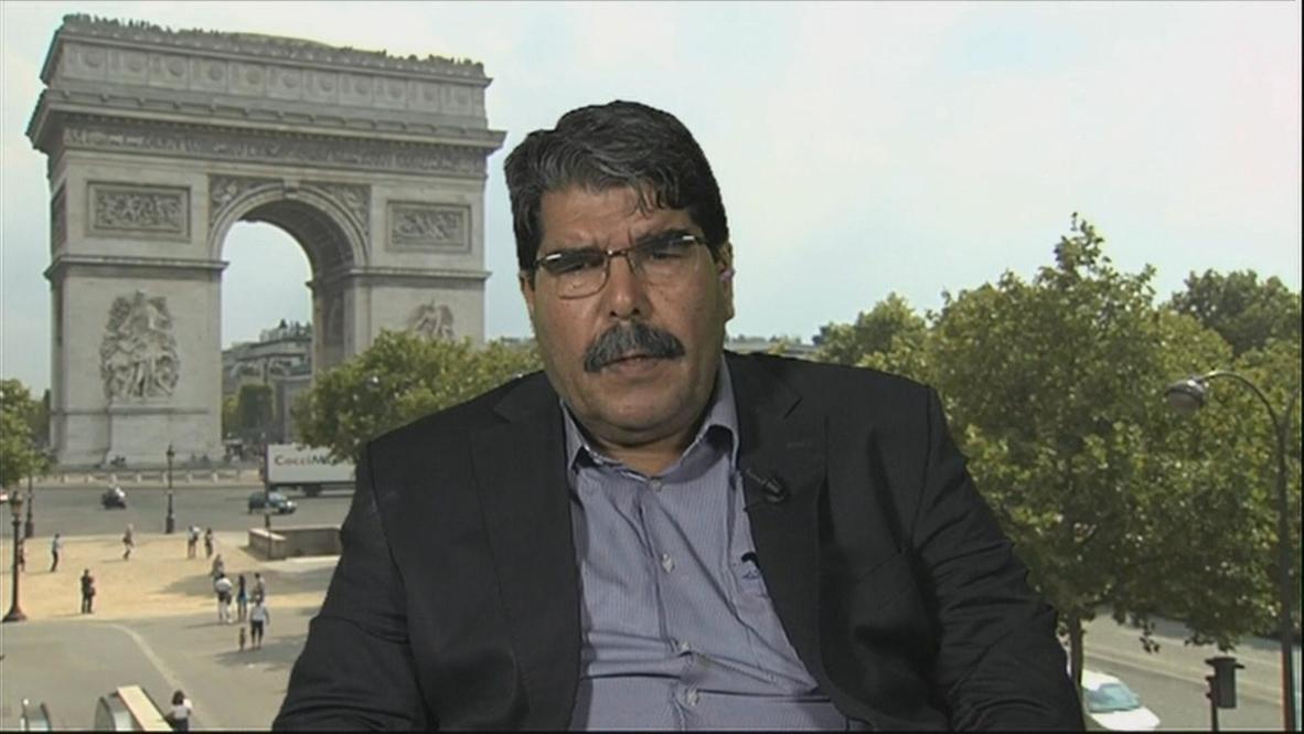 France: Syrian invasion will 'destroy everything' says Kurdish leader