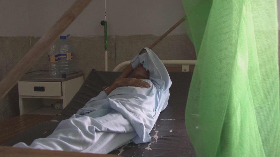 Pakistan: Dengue fever grips Karachi