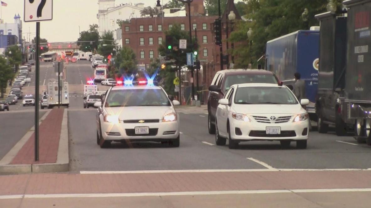 USA: Police on alert following Navy Yard shooting