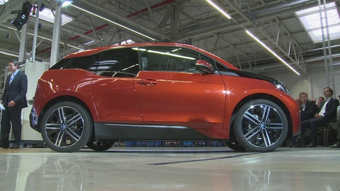 Germany: Revolutionary mobility, evolutionary power - BMW i3 Head of Production