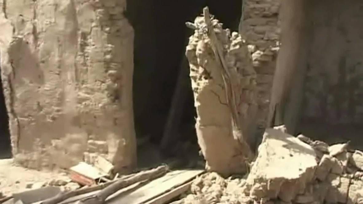 Pakistan: Hundreds dead in quake that raised new island
