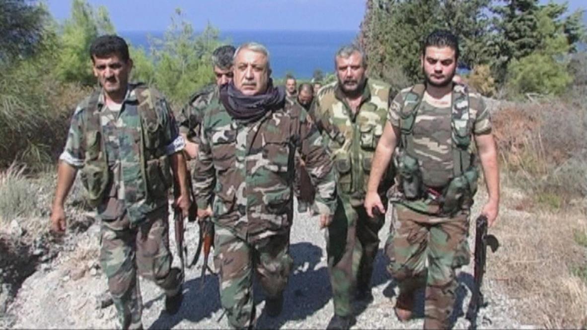 Syria: Guerilla tactics will win war for Assad - Marxist militia commander