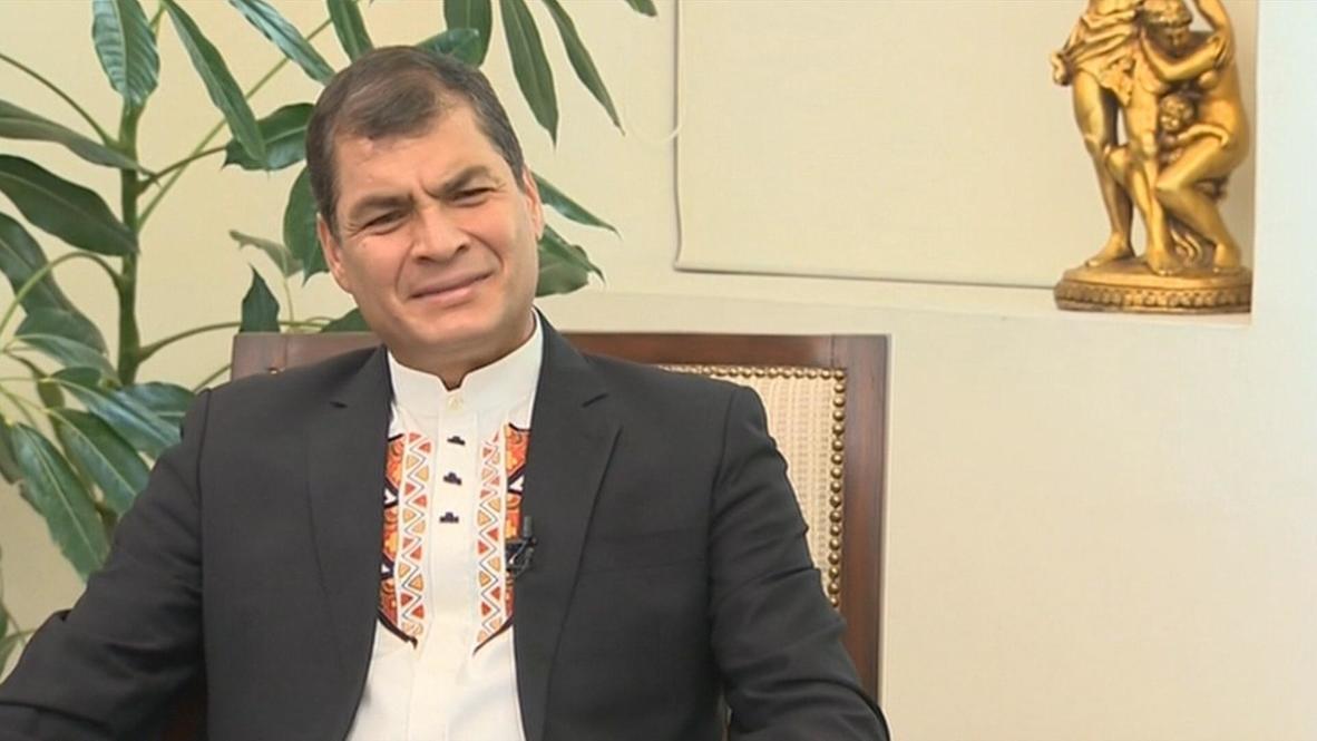 Bolivia: Tone of Obama's speeches similar to Nazis- Correa