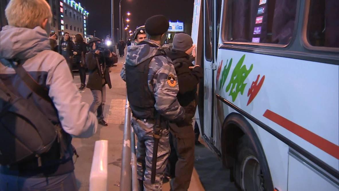 Russia: More arrests follow migration riots