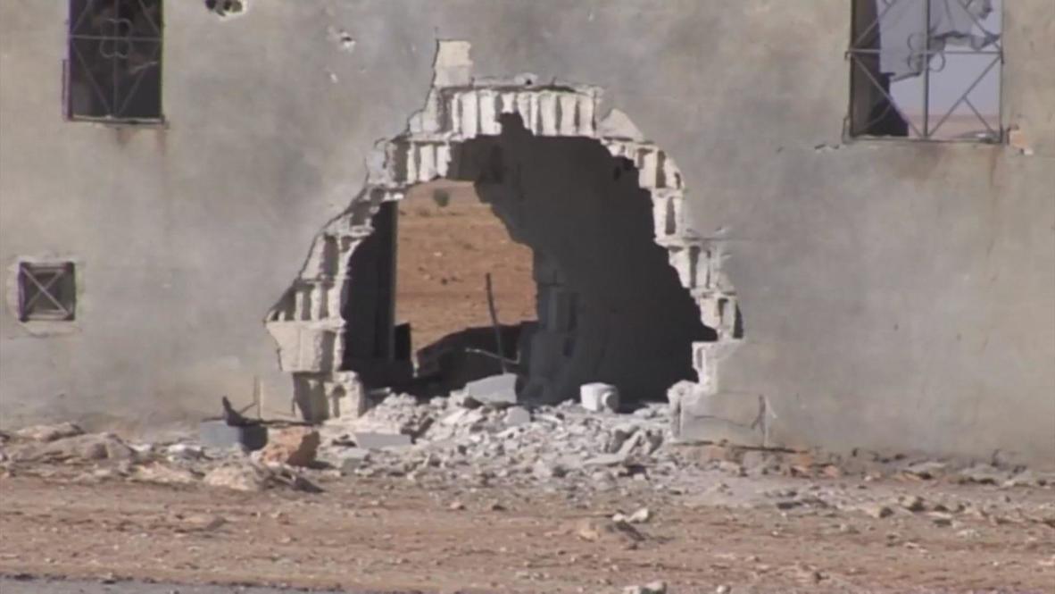 Syria: Army units take militant positions near Hama