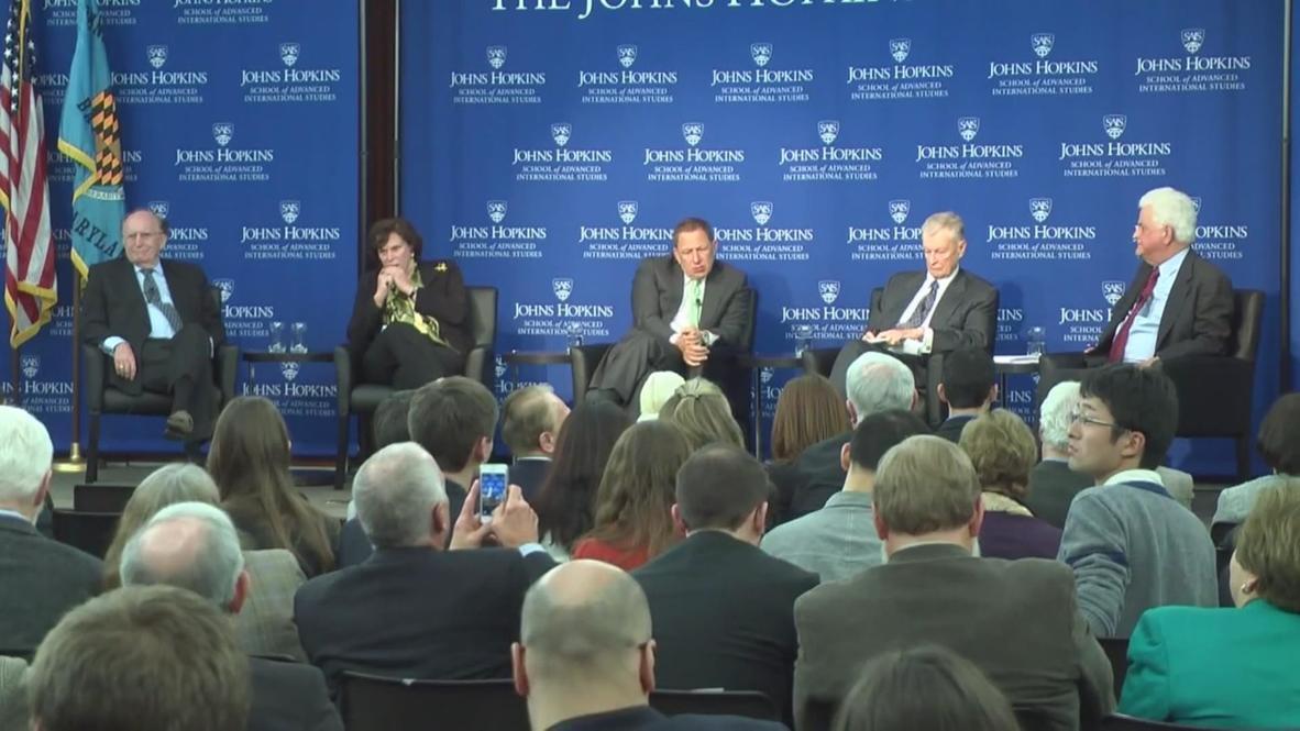 USA: Brzezinski urges US prudence over Syria military strikes