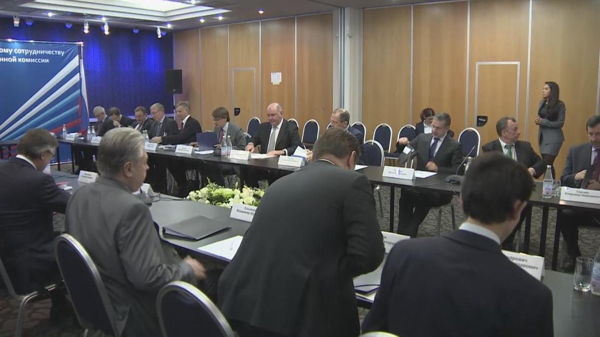 Russia: Russia-NATO relations 'lack strategic depth' - Lavrov