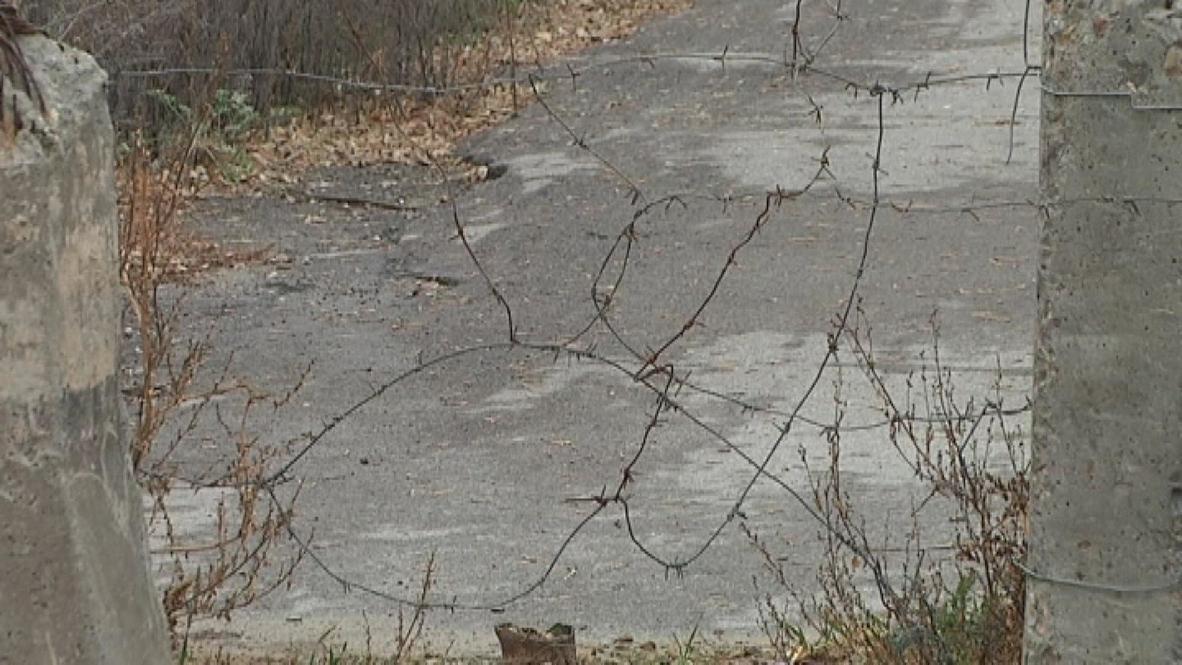 Ukraine: Border fence goes up as European agreement nears