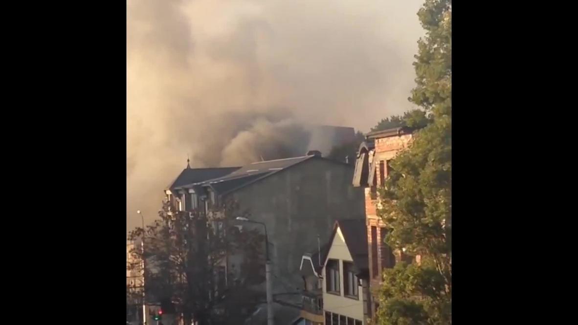 Russia: One dead, dozens injured in Makhachkala blast