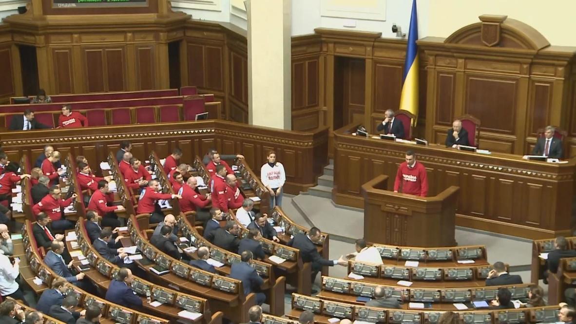 Ukraine: Parliament must come to agreement on 'Tymoshenko law' - Vitali Klitschko