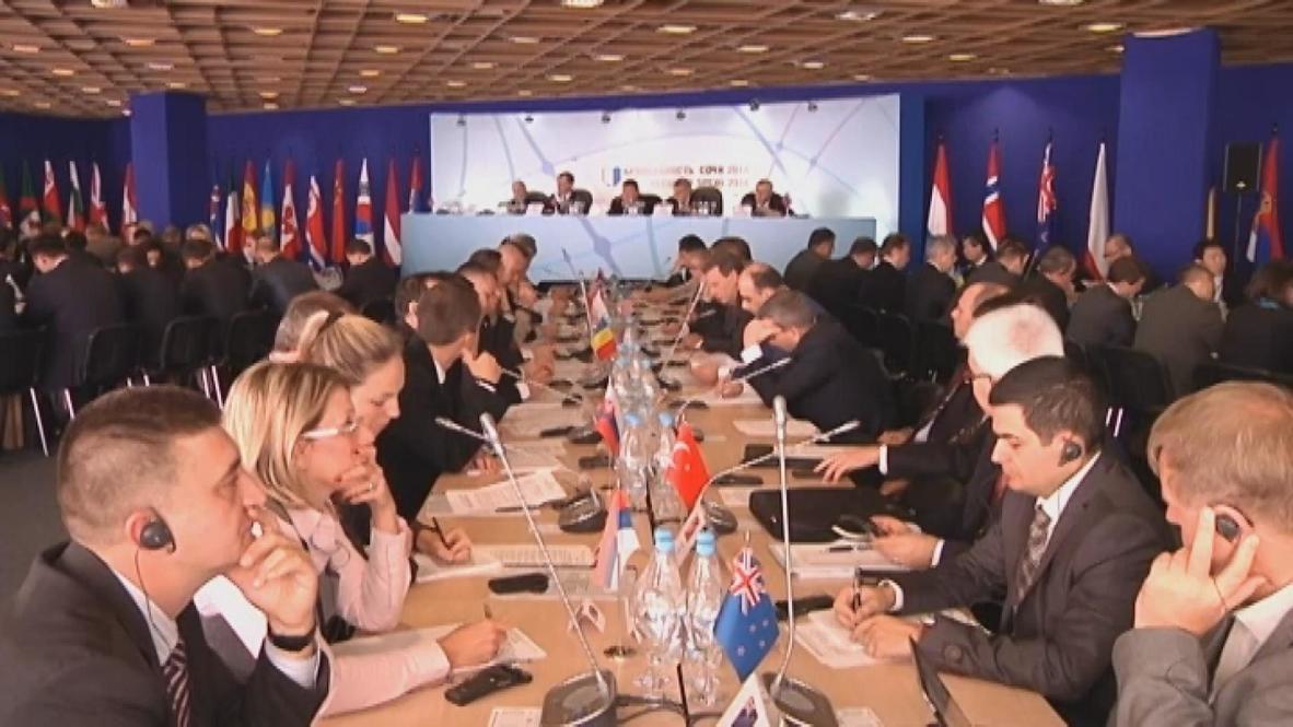 Russia: Sochi Olympics security plans set
