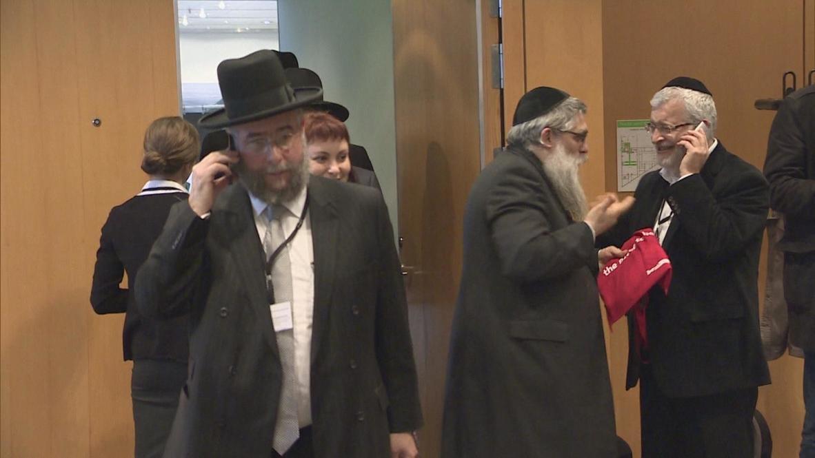 Germany: Jewish community growing - Berlin Rabbi on 75th anniversary of Kristallnacht