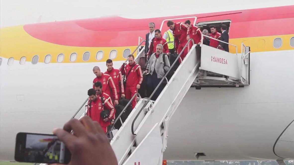 Equatorial Guinea: Spanish football team ruffles feathers playing in Mbasongo's backyard