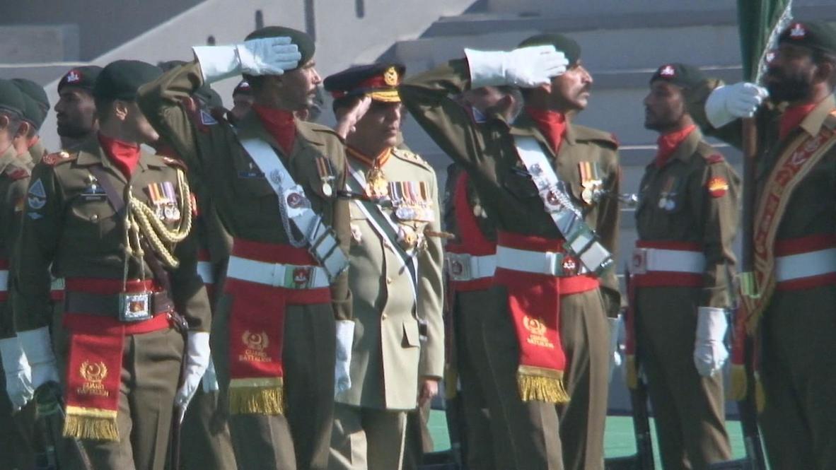 Pakistan: General Raheel Sharif takes army's baton of command