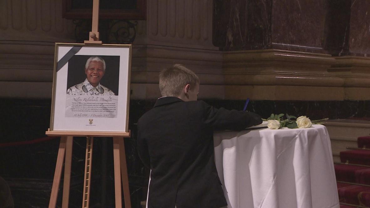 Germany: Berlin says goodbye to Mandela