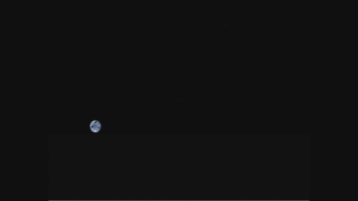 Space: Hello, world - Juno's got you on film