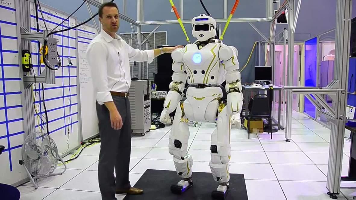 USA: NASA's 'superhero' robot could pave the way to Mars