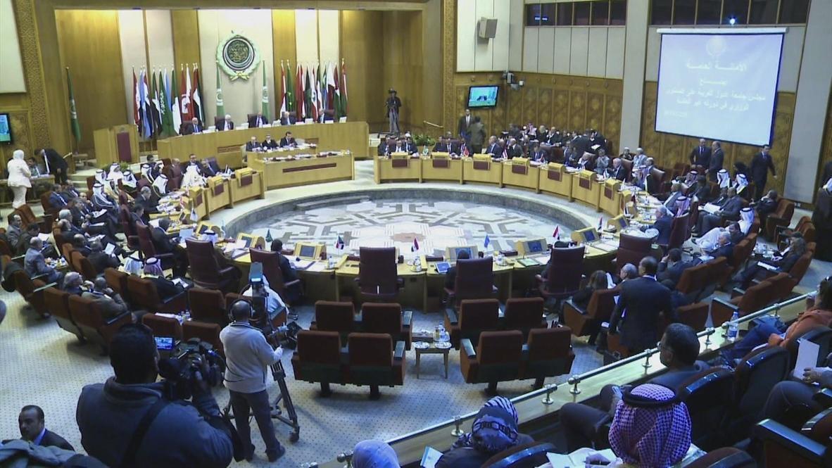 Egypt: Emergency Arab League Summit held over Israel-Palestinian peace