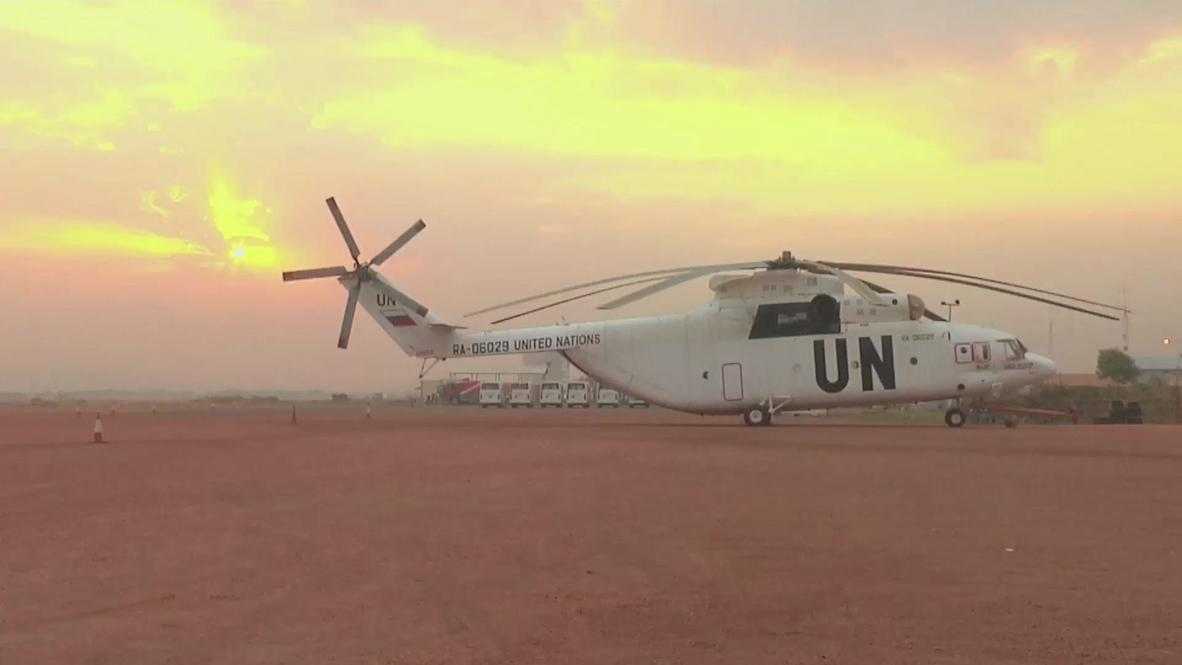 South Sudan: UN flies in reinforcements to Juba