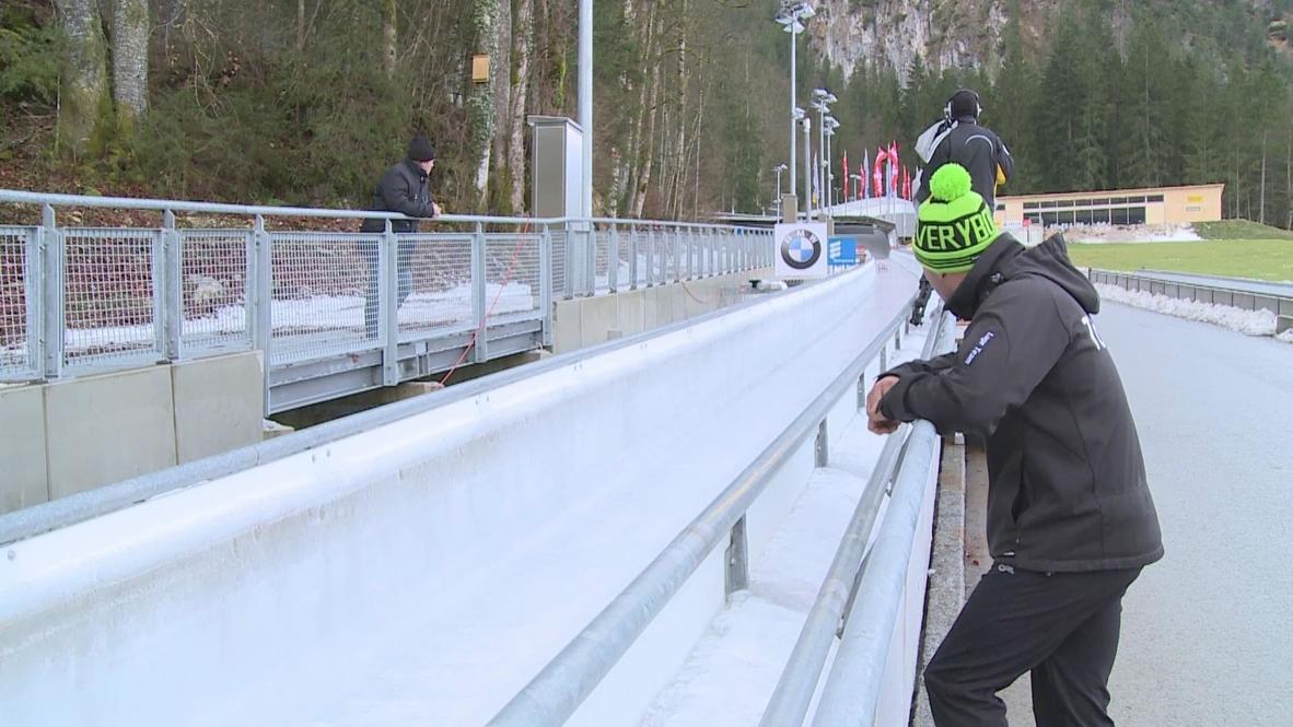 Germany: Tonga's only Winter Olympic hopeful – Bruno 'Cool Runnings' Banani