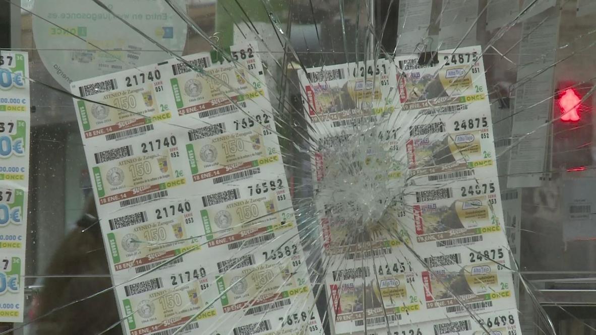 Spain: Burgos' fight against gentrification target banks