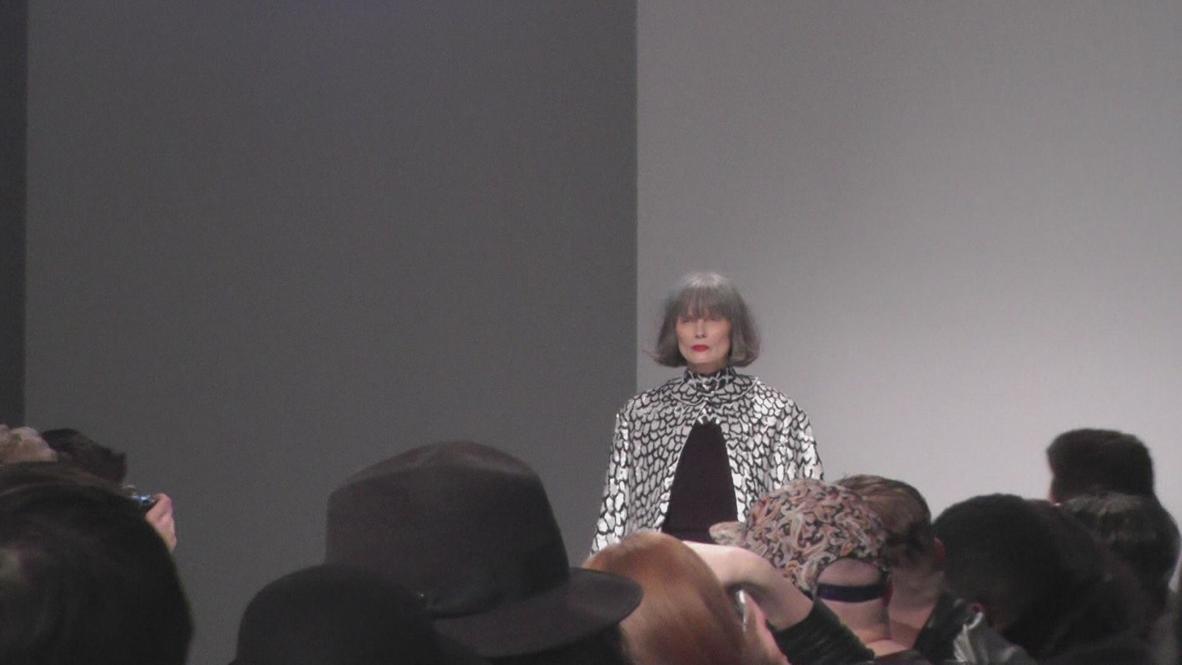 Germany: Designer Poleschinski embraces models of all ages