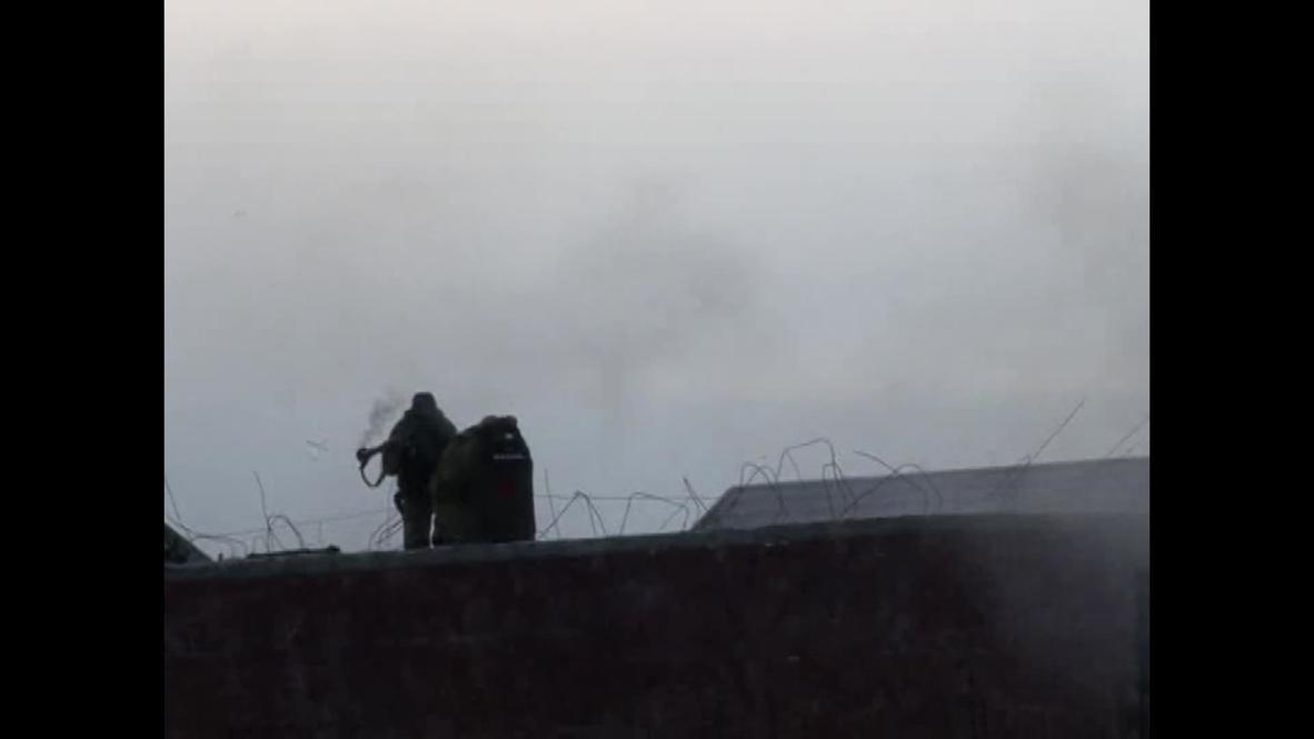 *GRAPHIC* Russia: Anti-terror squad kills suspects involved in Dagestan bombing