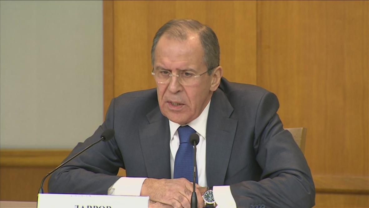 Russia: Inconsistency of Geneva II goals undermines the UN - Lavrov