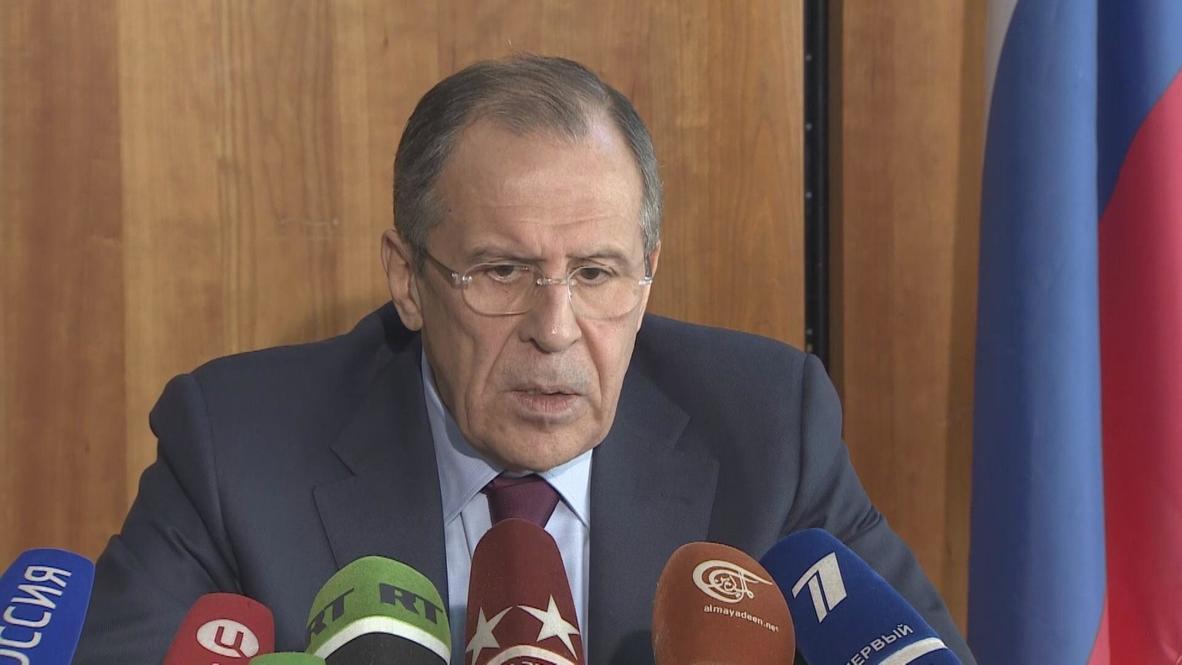 Switzerland: Process of engaging Iran is underway - Lavrov